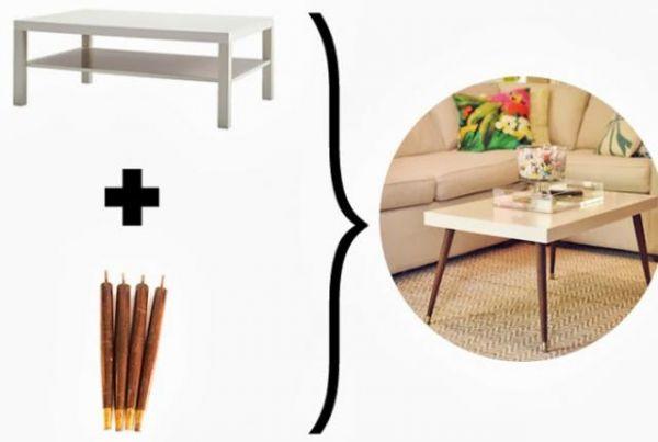 Creative Ikea Furniture Hacks Neatorama