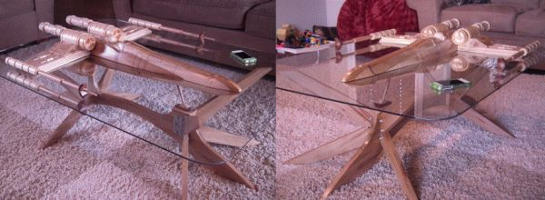 X Wing Coffee Table
