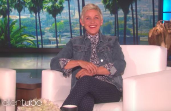 Things Got Awkward When Ellen Caught An Audience Member Stealing Swag