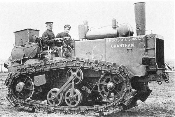 Old Tractor With Tracks : Caterpillar tracks neatorama