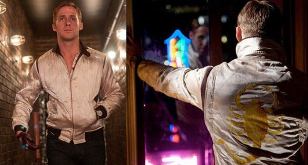 Creating a perfect halloween costume based on hit movies like drive