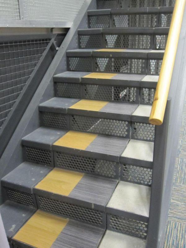 Radio Drama Stairs