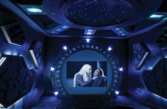 8 Amazing Sci Fi Inspired Houses And Rooms Neatorama