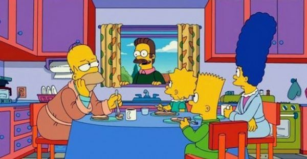 The Simpsons Kitchen Turned Into Reality Neatorama