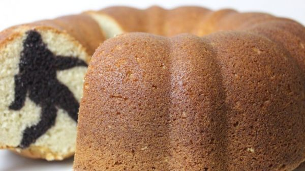 Bigfoot Bundt Cake