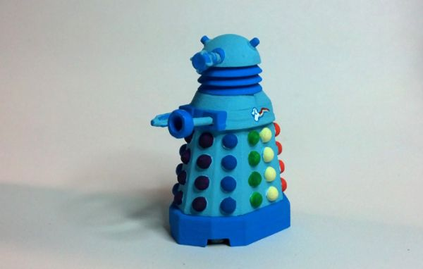 Rainbow Dash Dalek
