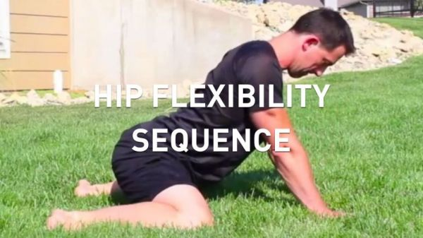 Counter The Effects Of Sitting All Day With These Hip Stretches