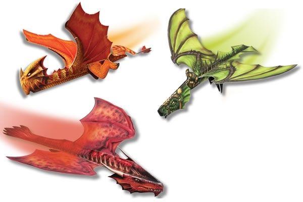 paper mache dragon head instructions