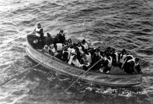 Rare 1912 Photographs of Titanic Survivors