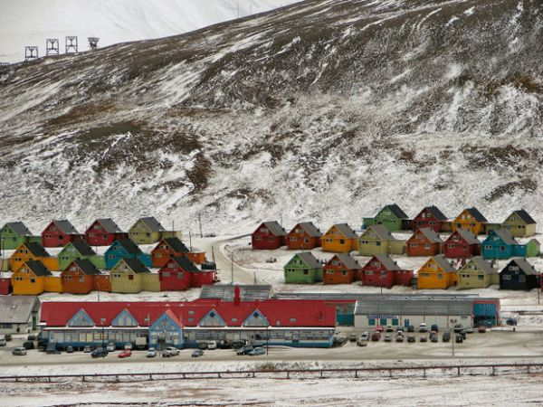 Nine of the Most Isolated Towns on Earth