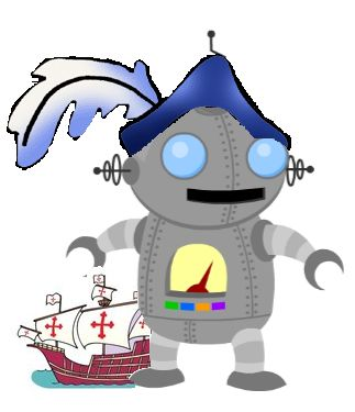 columbus day neatobot
