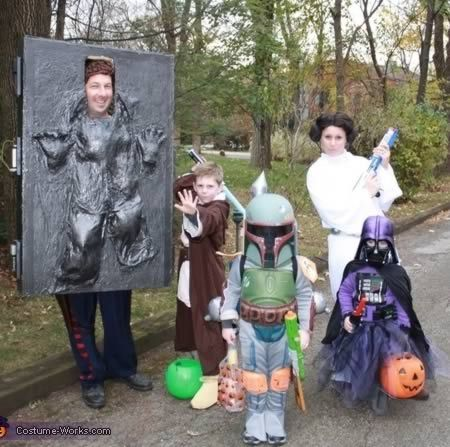 Time Travel Themed Costumes