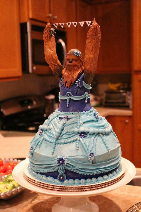 Birthday Cake Vs Wedding Cake Grow