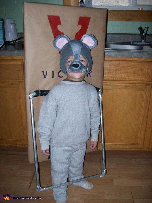 Halloween Mice