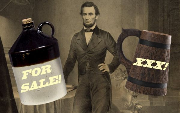 Lincolns Alcohol-Fueled Diplomacy