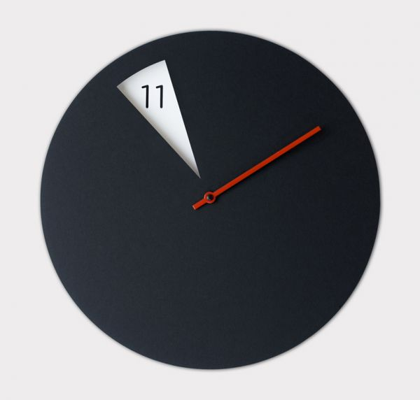 You Can T Get The Time Wrong With This Minimalist Clock