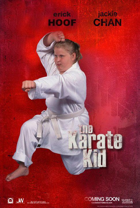 Karate Kid Best Around Meme