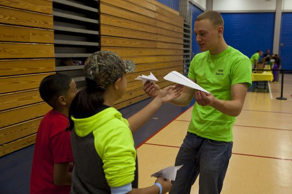 Paper Airplane Research Review