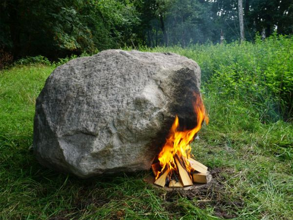 This Boulder is a Fire-Powered Wi-Fi Router
