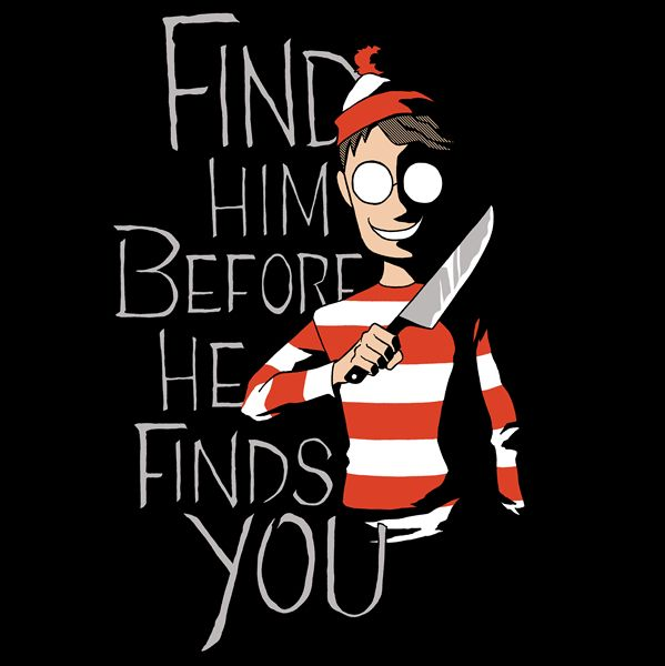 Where's Waldo: Computing the Optimal Search Strategy