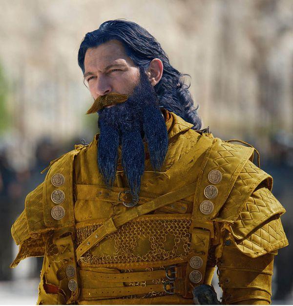 What Game Of Thrones Characters Should Look Like ... Daario Naharis Book
