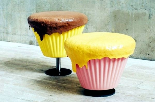 15 pieces of furniture that look like delicious food - Furniture that looks like food ...