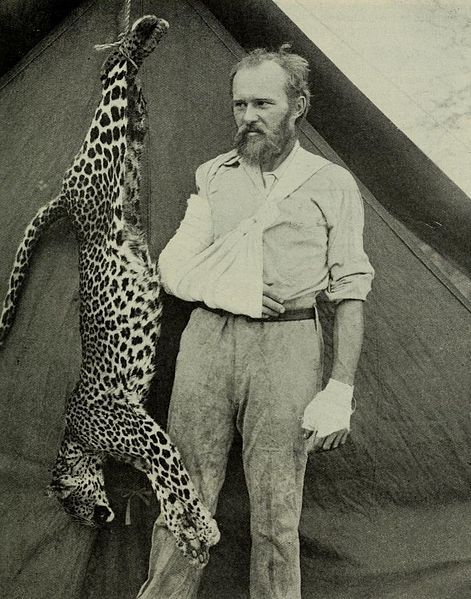Carl Akeley: The Great White Hunter