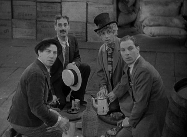 Monkey Business: The Marx Brothers Laugh Fest - Neatorama