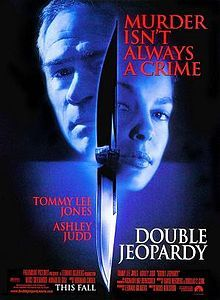 Double Jeopardy movie poster