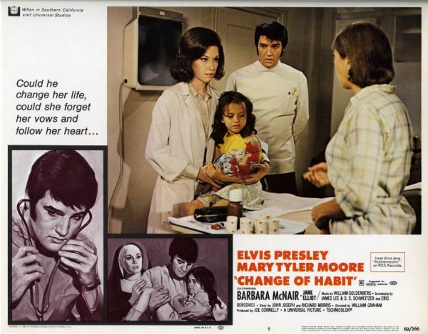 The Movie Elvis Did with Mary Tyler Moore