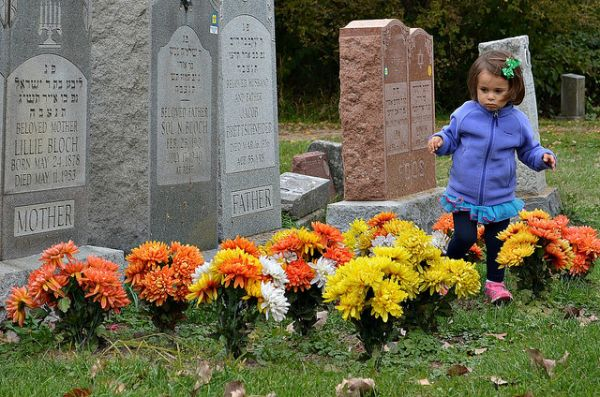 Why Are Flowers Placed on Graves?