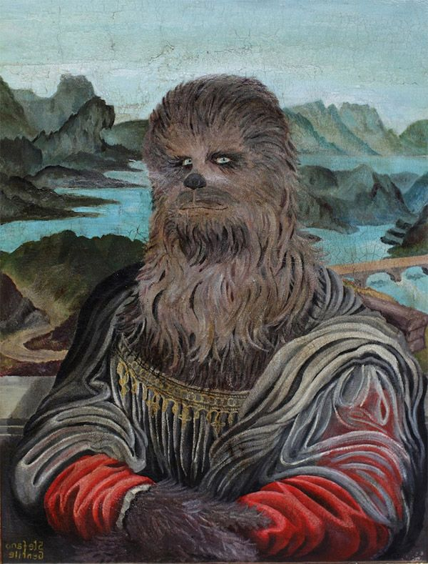 Chewbacca