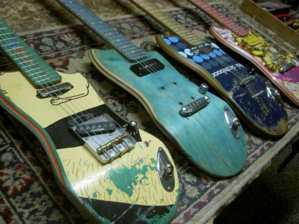 guitars