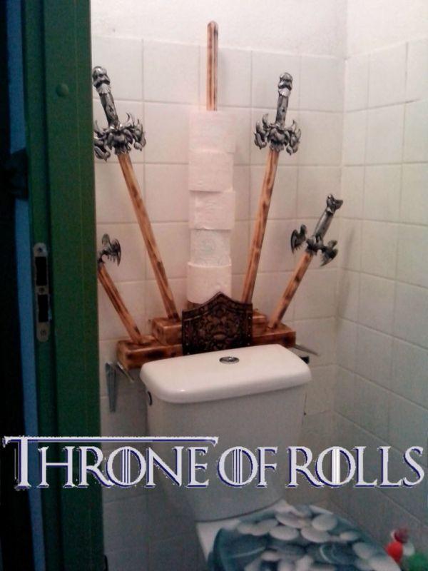 Game Of Thrones Toilet Paper Holder Neatorama