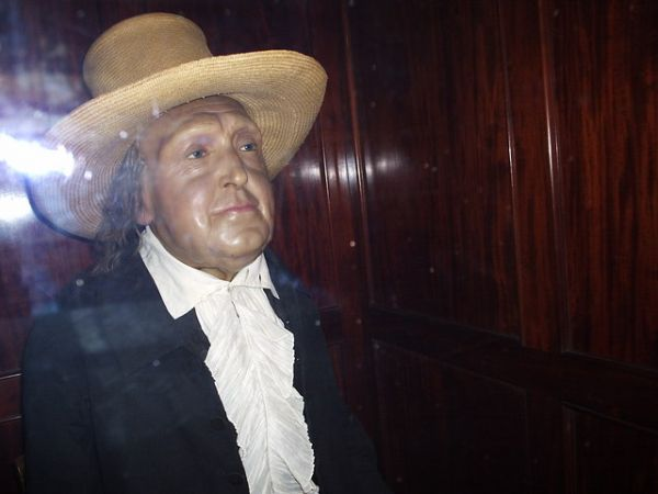 How Jeremy Bentham Finally Came to America, Nearly 200 Years After His Death