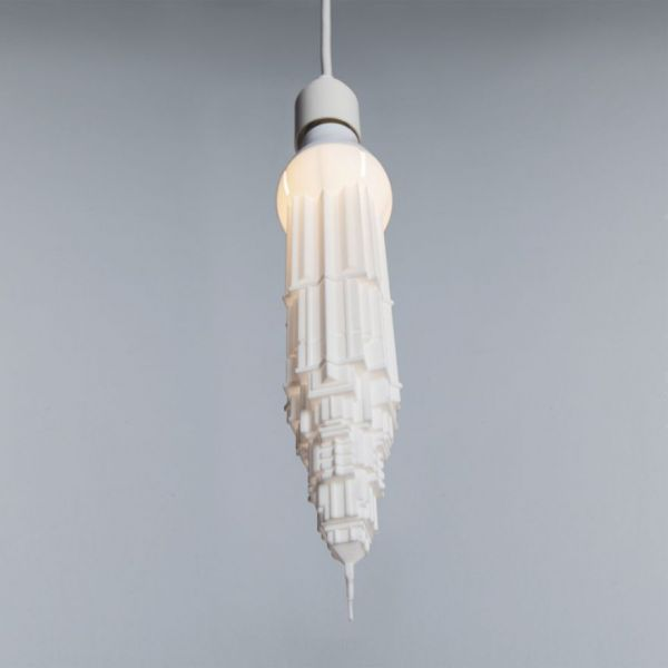 Light Bulbs That Look Like Famous Buildings Neatorama