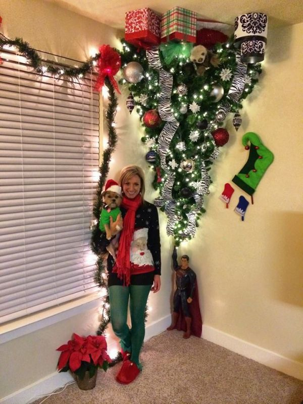 a seriously super christmas tree neatorama