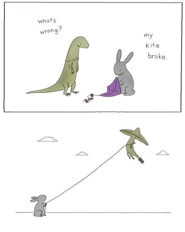 Lobster is the Best Medicine by Liz Climo - Neatorama