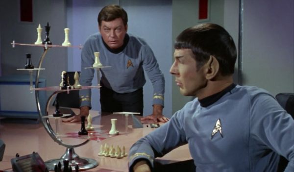 The Story of Hyperchess, a 3D Chess Game Inspired by Star Trek