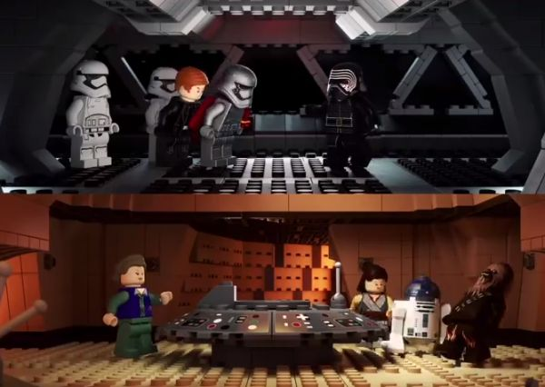 The Last Jedi in 2 Minutes in LEGO