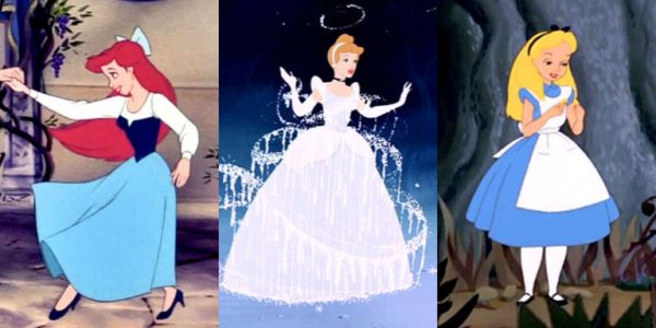 Why Do All Disney Princesses Wear Blue? - Neatorama