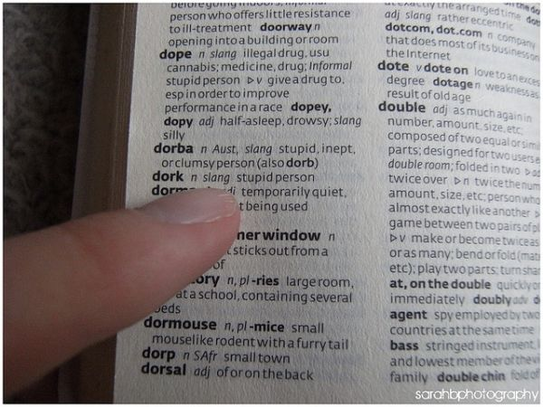 how to edit word dictionary