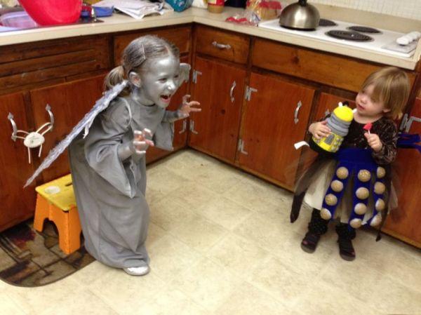 Doctor Who Dalek Costume For Kids