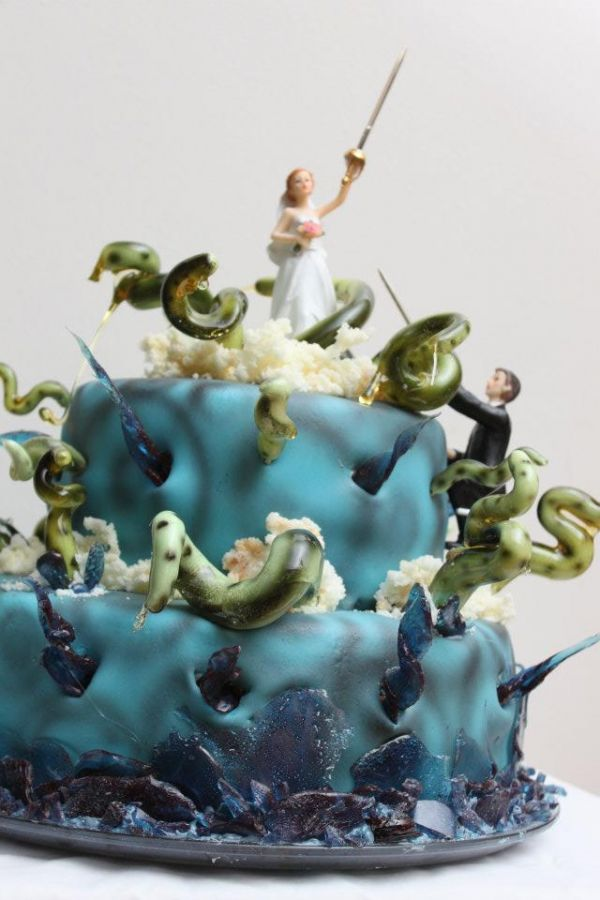 cthulhu cake