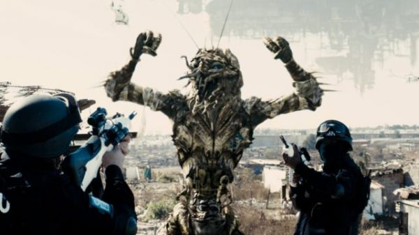 an allegory for racism and xenophobia in district 9 a film by neil blomkamp I went to the theatre without any expectations and still left disappointed the film district 9 is a peter jackson production, directed by neil blomkamp and written by blomkamp and terri tatchell as per usual, the reviews are raving and i'm left wondering why the problem is the way the aliens .