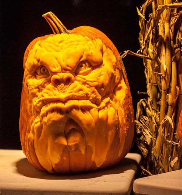 Amazing Jack O 39 Lantern Sculptures By Jon Neill Neatorama