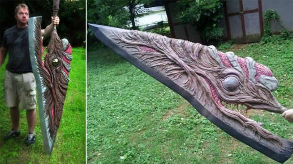 Video Game Weapons That Look Even Cooler In Real Life