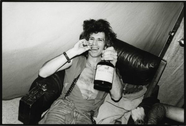 Did David Bowie Drink Alcohol