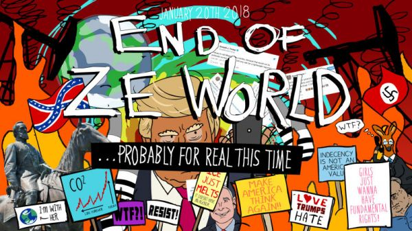 'End Of Ze World', One Of The Earliest Viral Videos, Finally Gets A Sequel