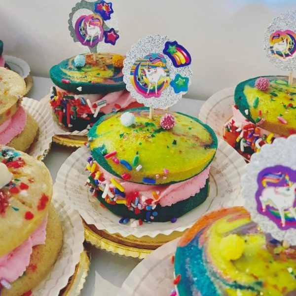 Every Girl Who Grew Up in the 80s and 90s Needs These Lisa Frank Whoopie Pies